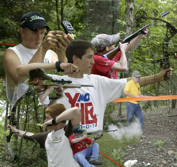 Missouri Youth Hunter Education Challenge